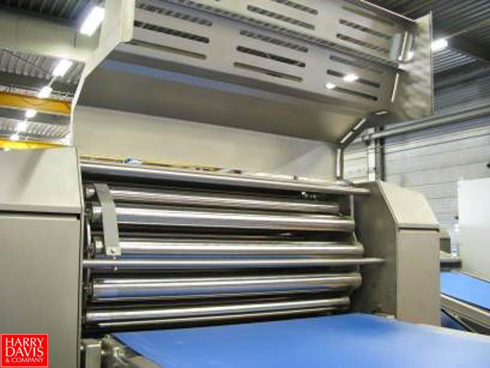 NEW Tromp Bakery Systems Dough Preparation Equipment - Harry