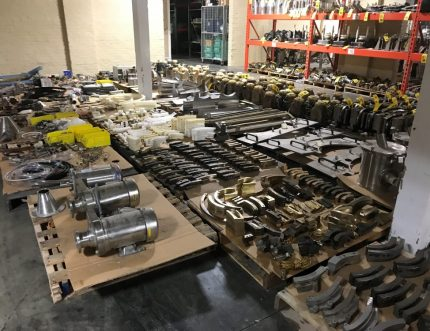 Fette Tablet Press Parts Inventory Harry Davis Amp Company