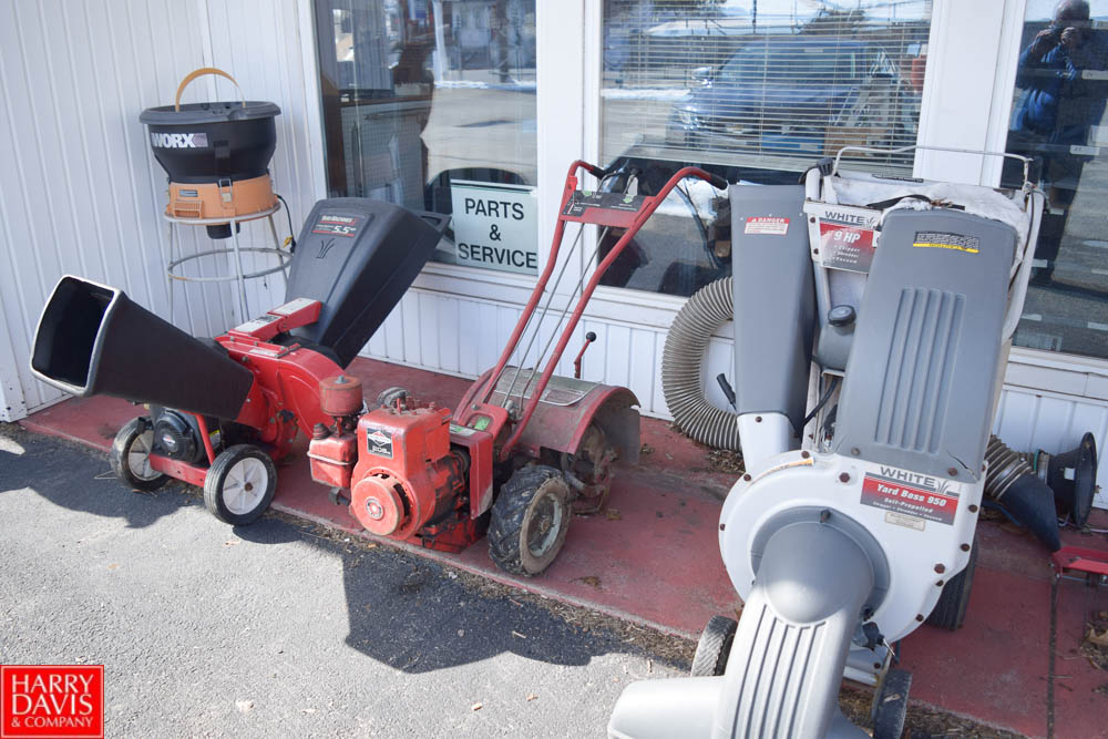 Lawnmower Amp Landscaping Equipment Harry Davis Amp Company